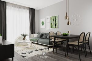 2257.Interior Apartment Scene 3dsmax File free download by The Anh (5)