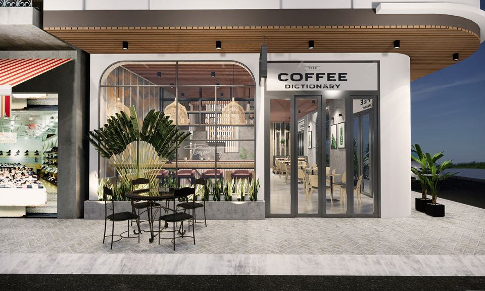 2306 Exterior Coffeeroom Scene Sketchup File Free Download By Letanngoc Free Download 3d Model